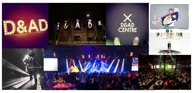 D&AD Awards Ceremony