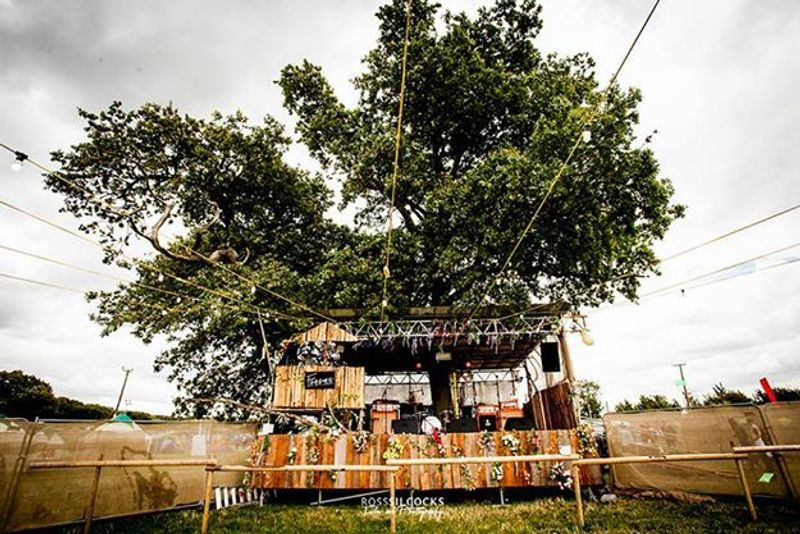 Treehouse Stage