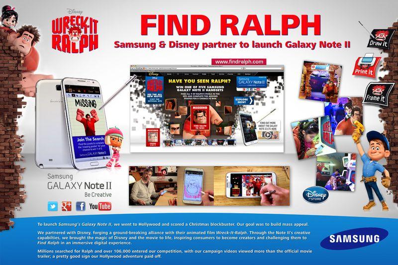 Find Ralph