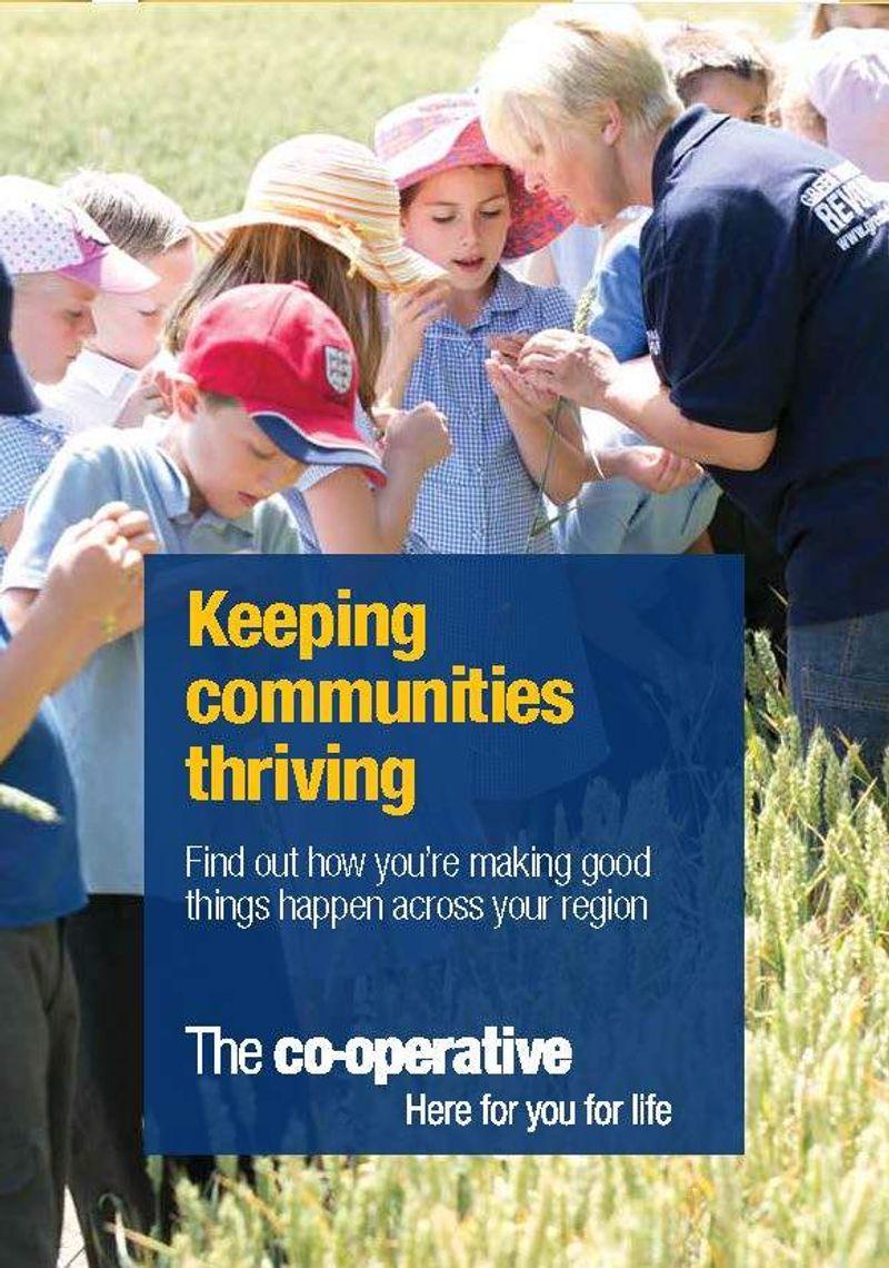 The Co-operative Community Report