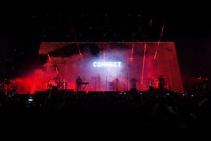 Massive Attack - 2014 Tour