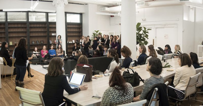 Decoded Hosts the SheSays Community at NY HQ