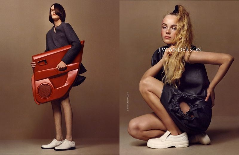 J.W. Anderson AW'13 Advertising Campaign