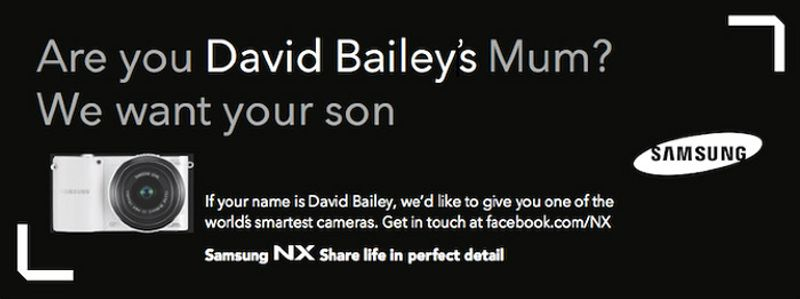 We Are David Bailey