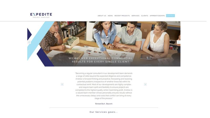 Expedite Project Service