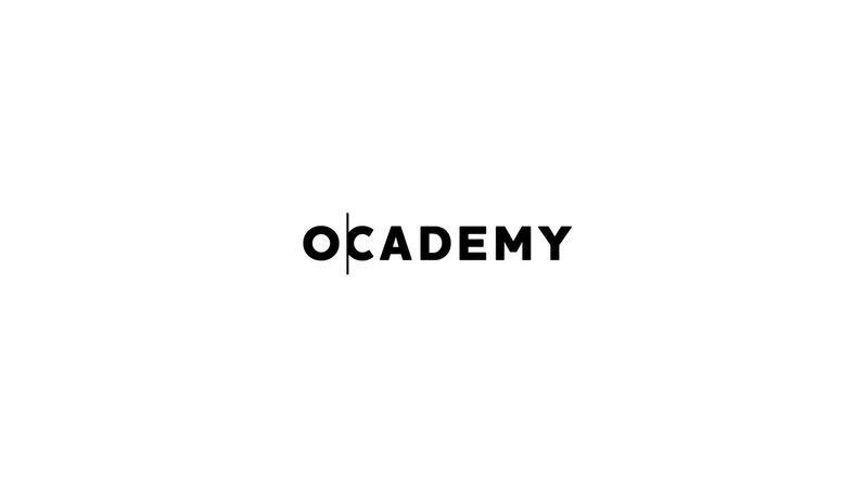 Ocademy — Logo