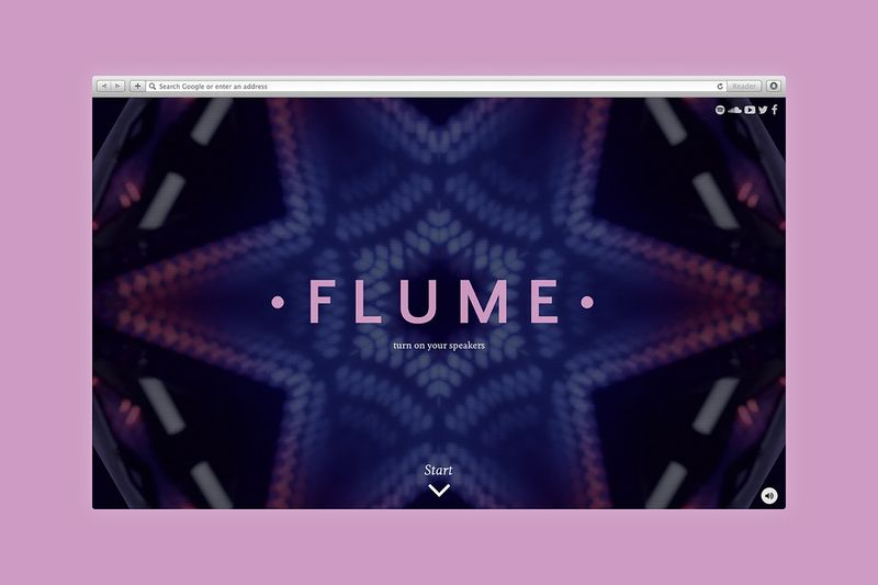 Flume (personal project)