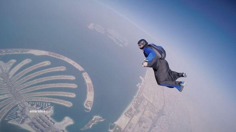 CNN // Emirates TVCs - Dubai