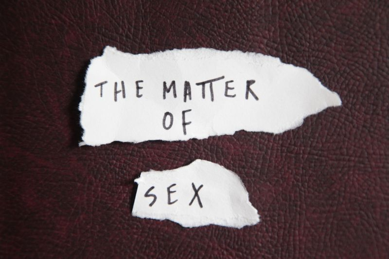 The Matter of Sex (testing)