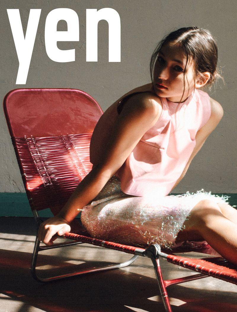 valentina for yen magazine