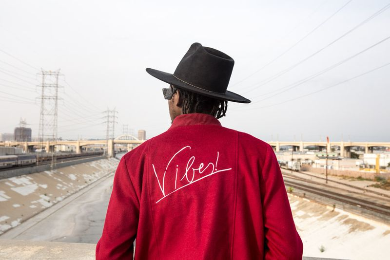 Theophilus London x Mercedes-Benz Style Profiles