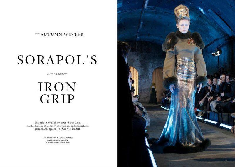 Sorapol's Iron Grip