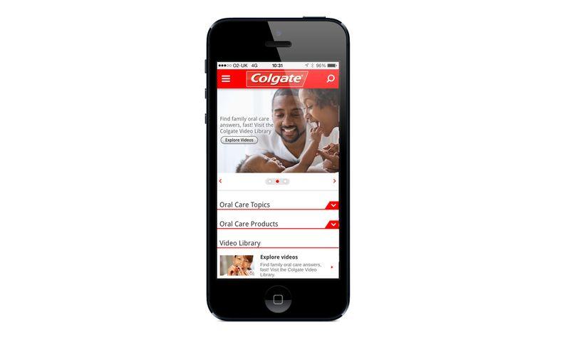Colgate Mobile