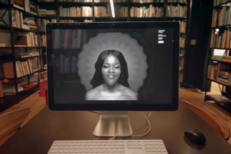 The star of Azealia Banks' new interactive video is...you
