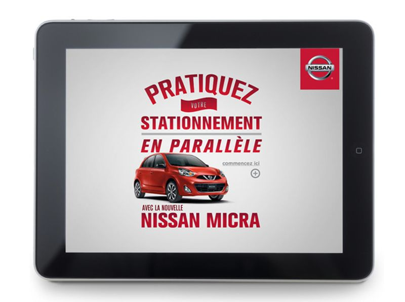 Nissan - Park your car wherever you want