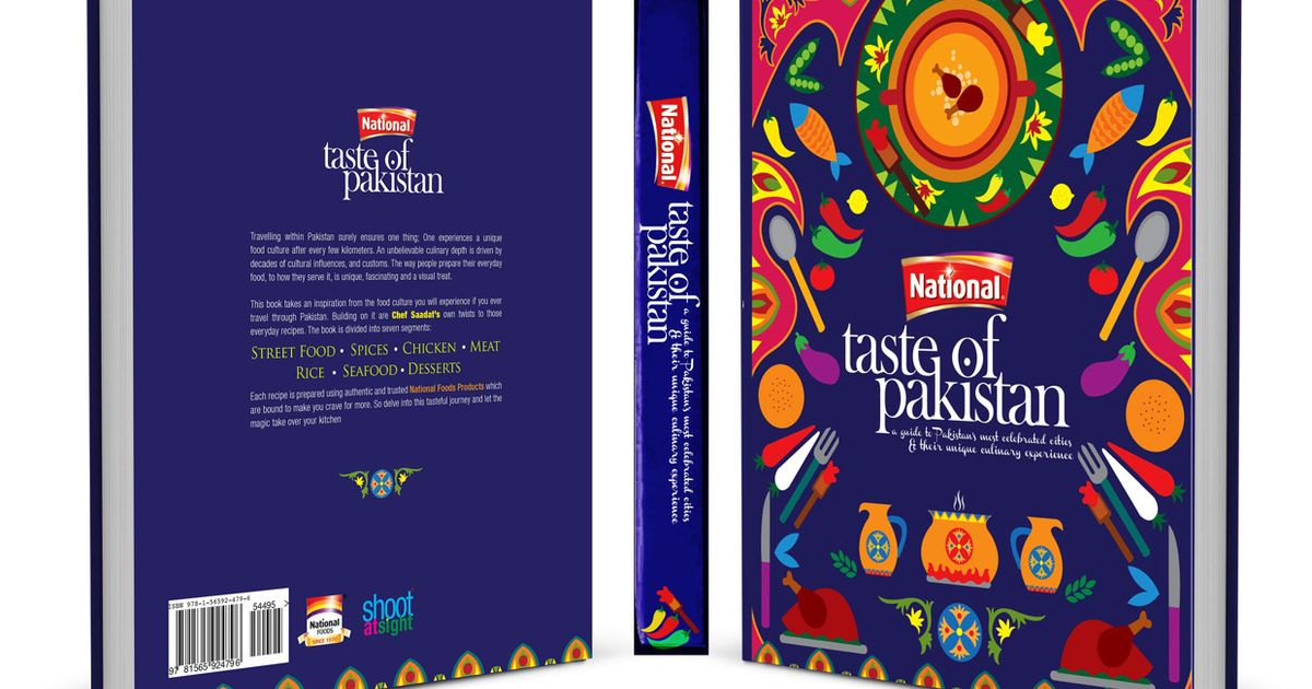 National Taste of Pakistan | The Dots