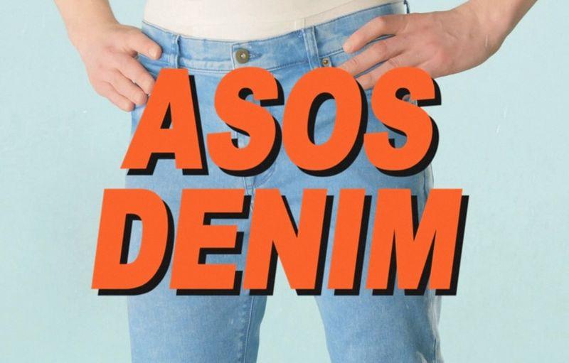 ASOS Denim Challenge