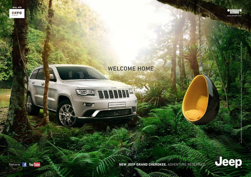 Jeep Grand Cherokee TVC