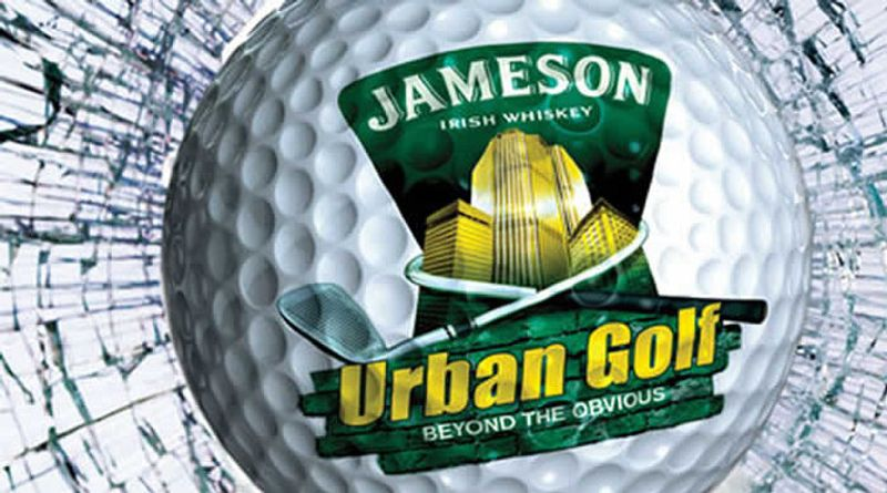 Jameson - Urban Golf