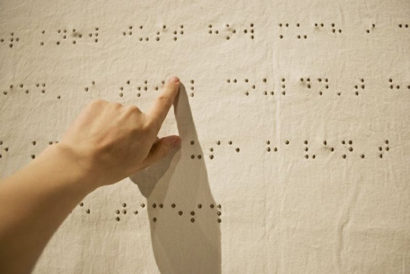 Asian Paints: Braille Shade card