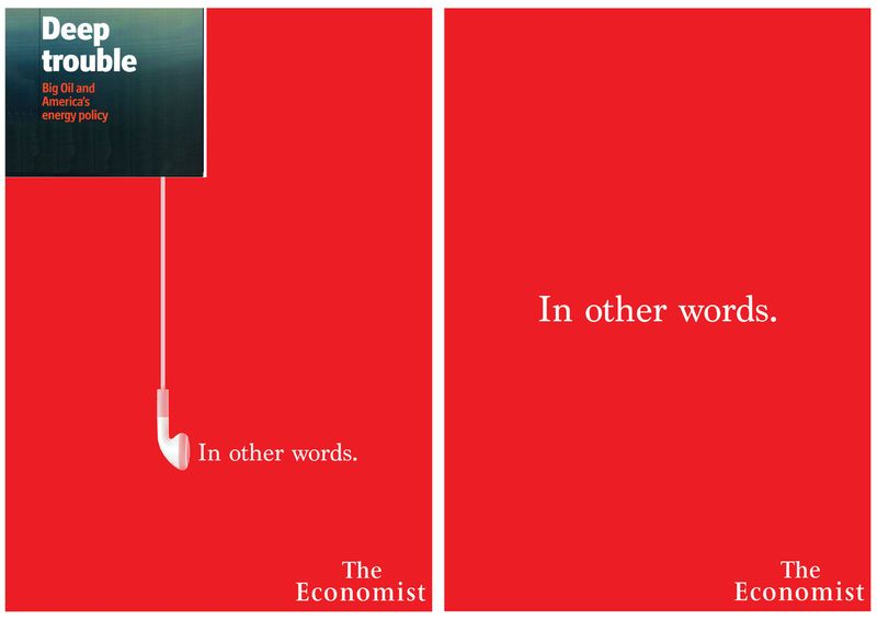 The Economist - In Other Words