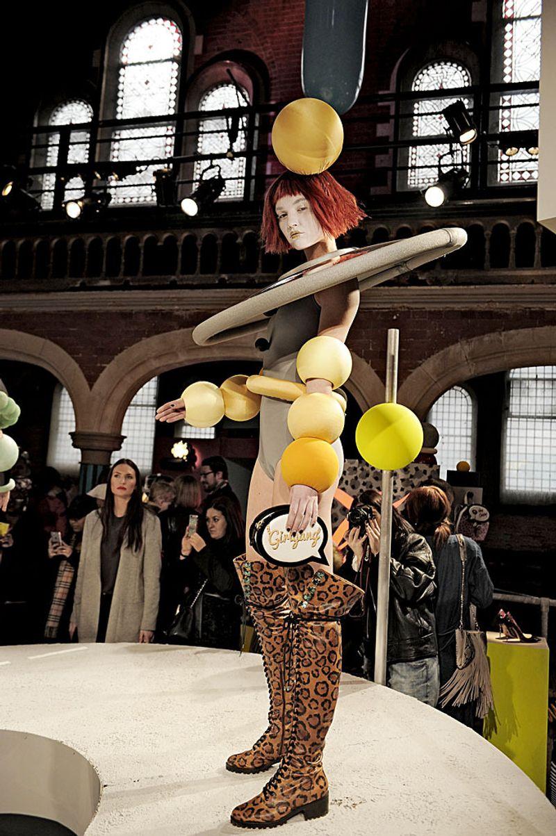 The 2015 BFC/ Vogue Designer Fashion Fund Shortlist