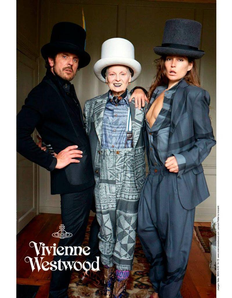 Creative Campaign Award - British Fashion Awards 2014