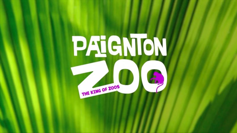 Paignton Zoo TV Ad