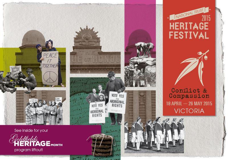 National Trust Heritage Festival Programme