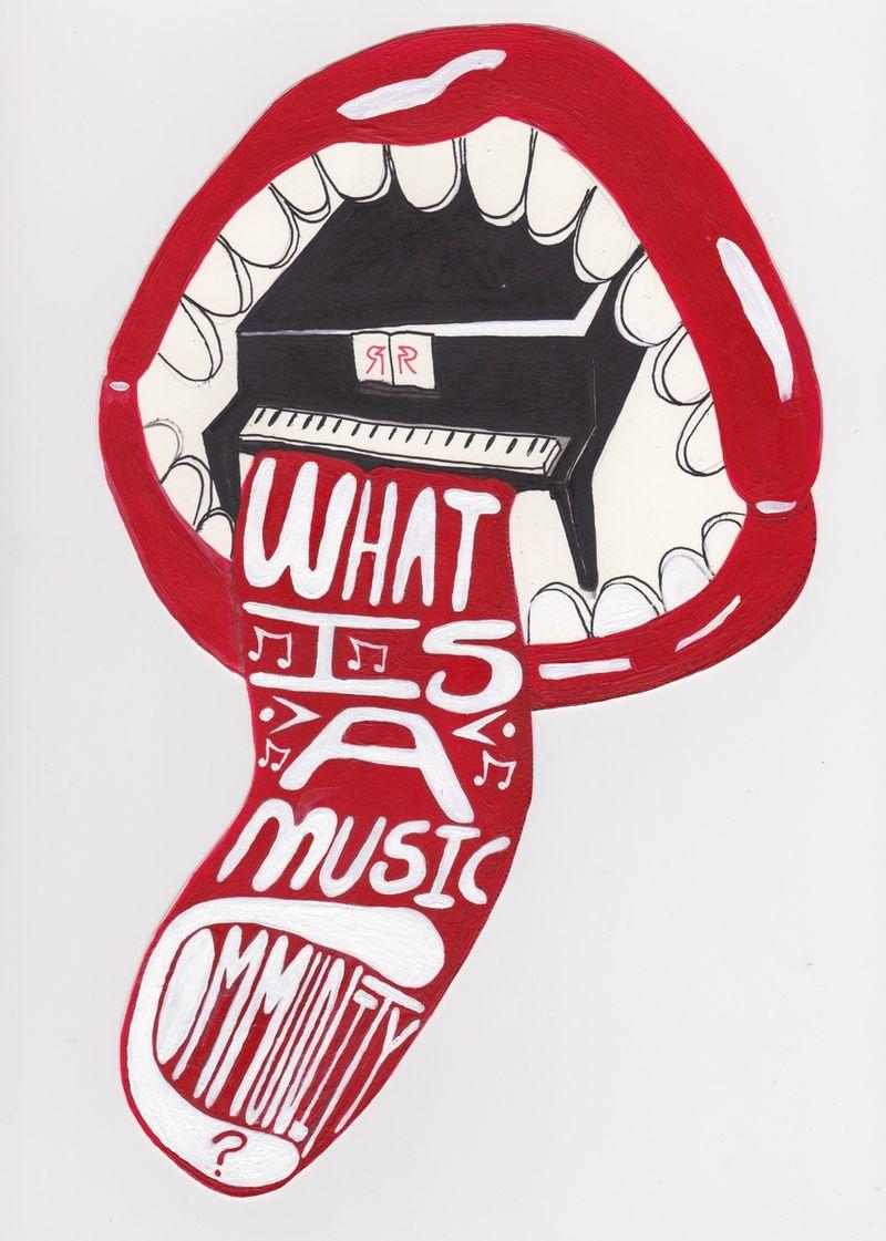RoundHouse Rising music community