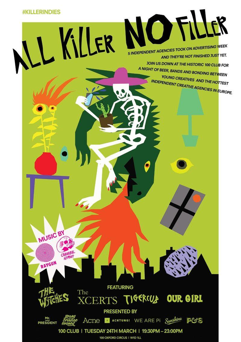 All Killer No Filler