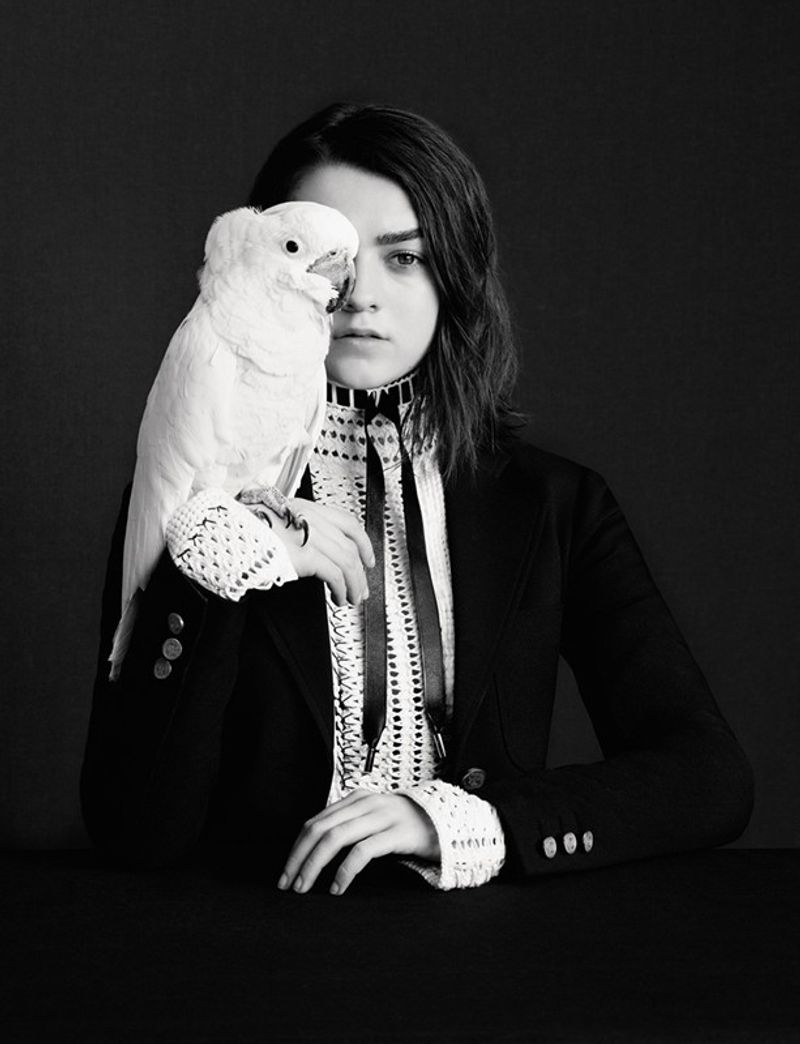 maisie williams: absolutely lawless