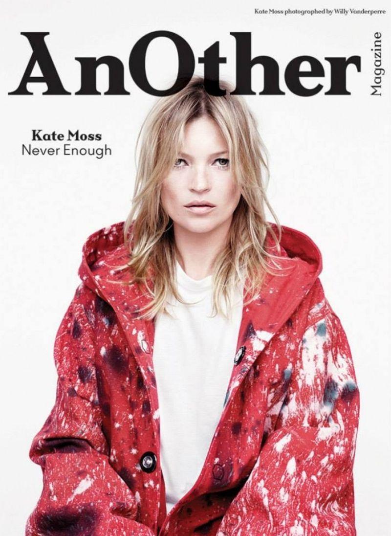 AnOther Magazine Cove FW 2014-15 - Kate Moss