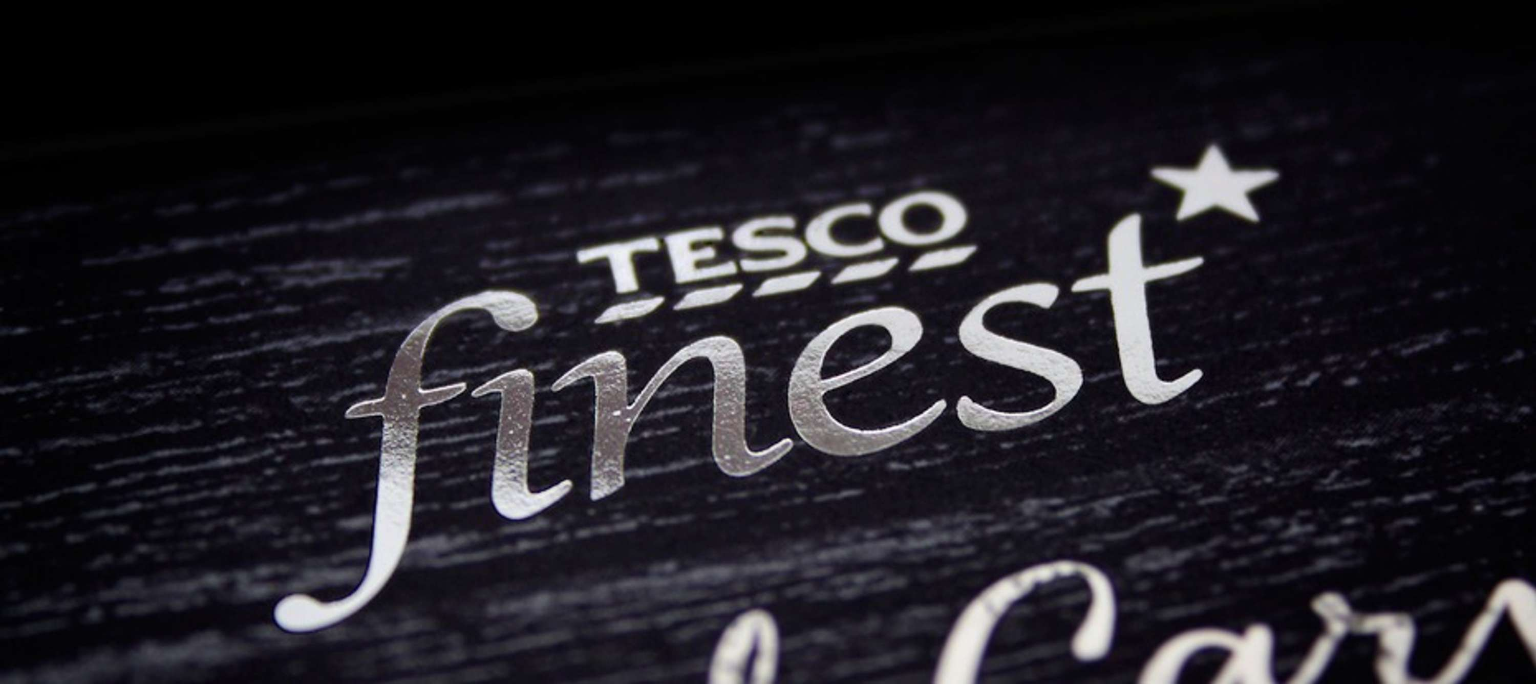 Tesco finest* | The Dots