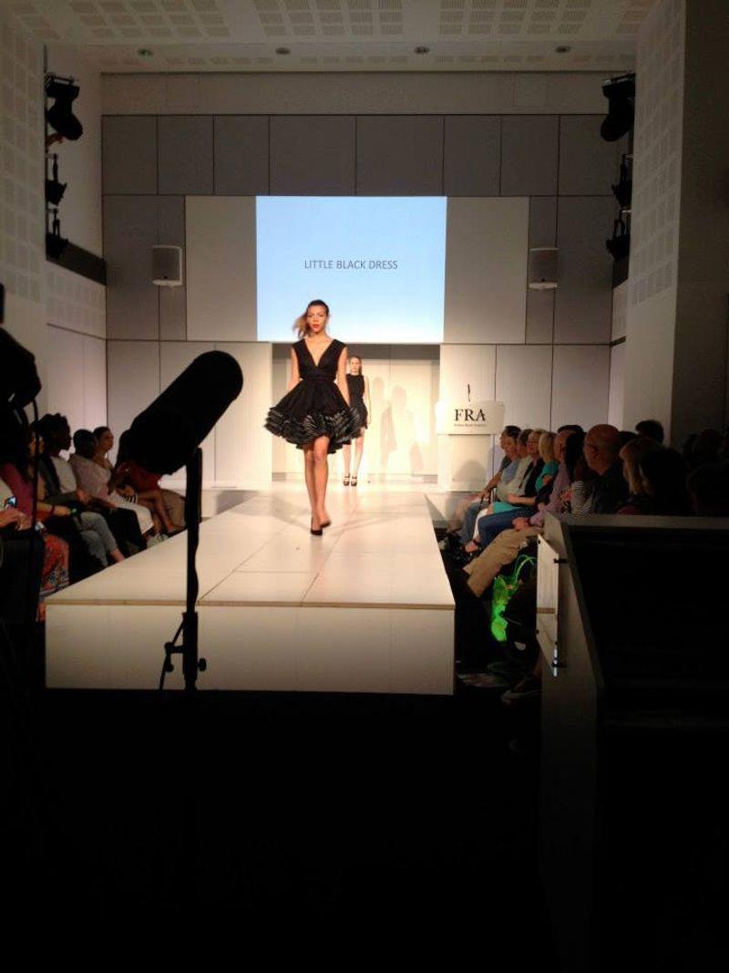 Graduate FRA Fashion Show 2014