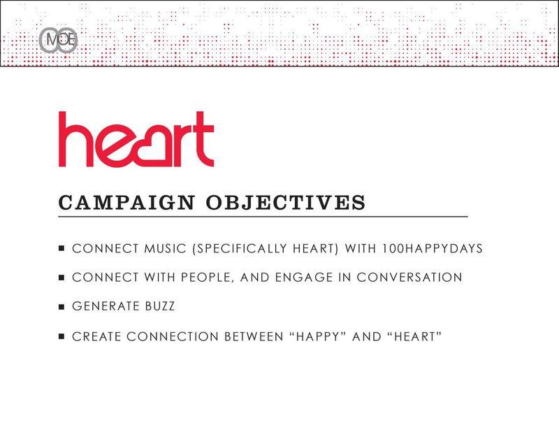 Heart FM // optional brief