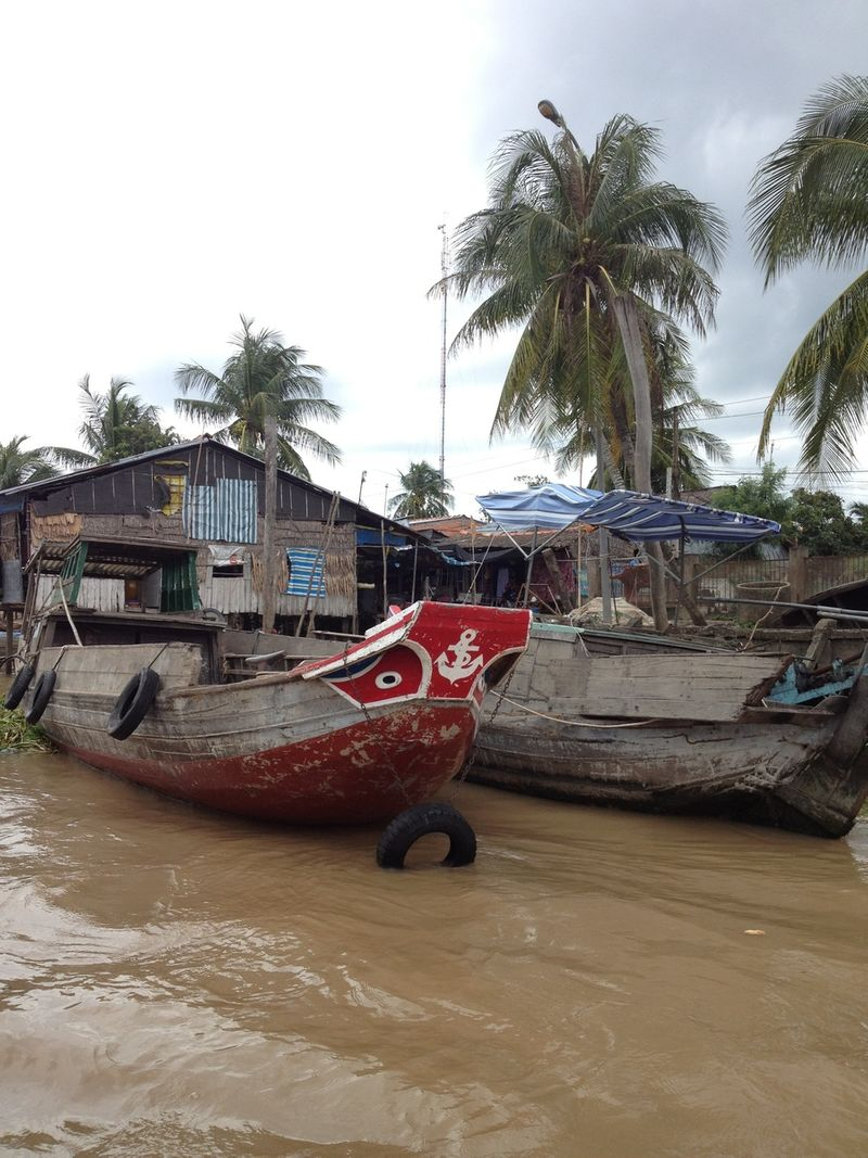 Co-funder of a humanitarian project in Vietnam
