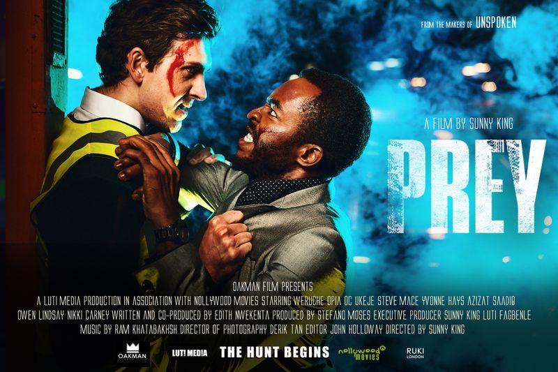 PREY (post-production)