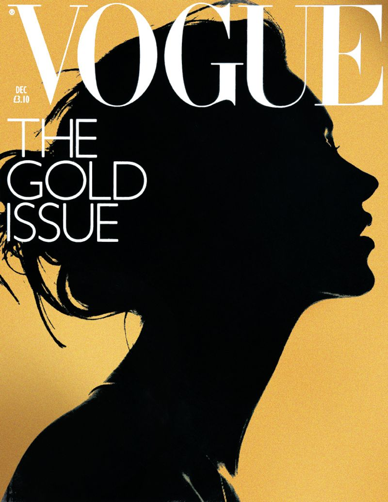 VOGUE The Gold Issue