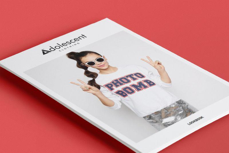 Adolescent Clothing Lookbook