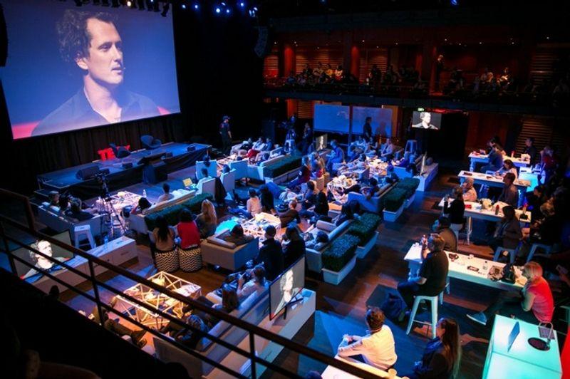 TEDxSydney Lounge