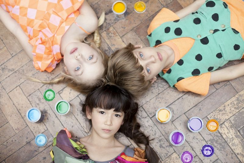 Luna - Colour Block