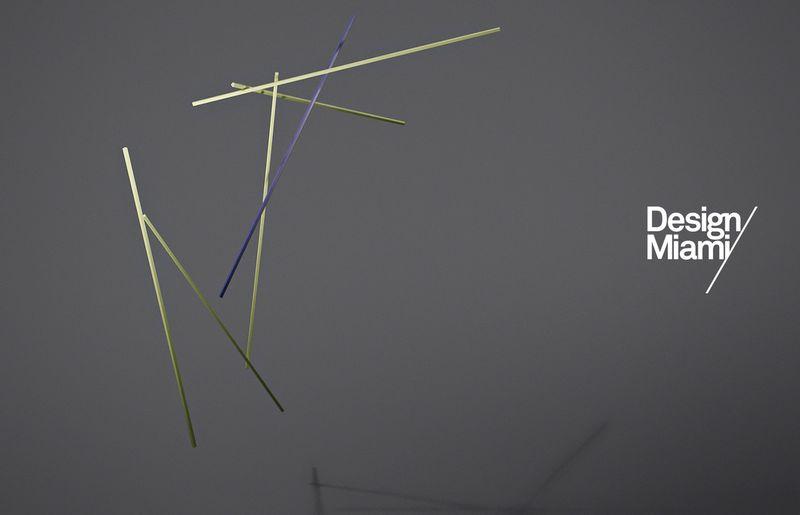 Design Miami 2013 identity creation and event branding