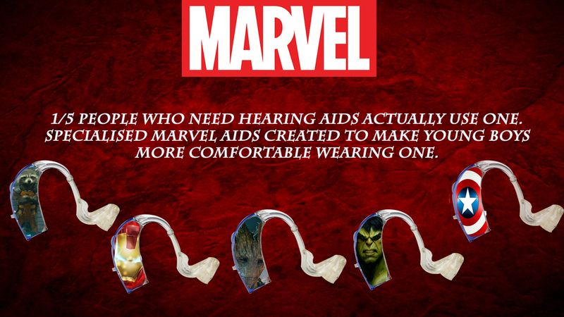Marvel Hearing Aids