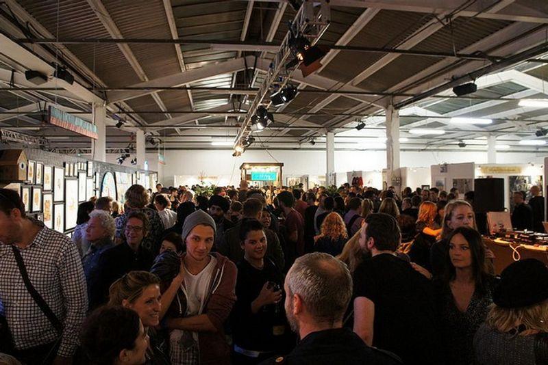 Moniker Art Fair 2014