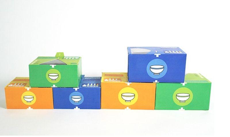 FMP new packaging for Waitrose