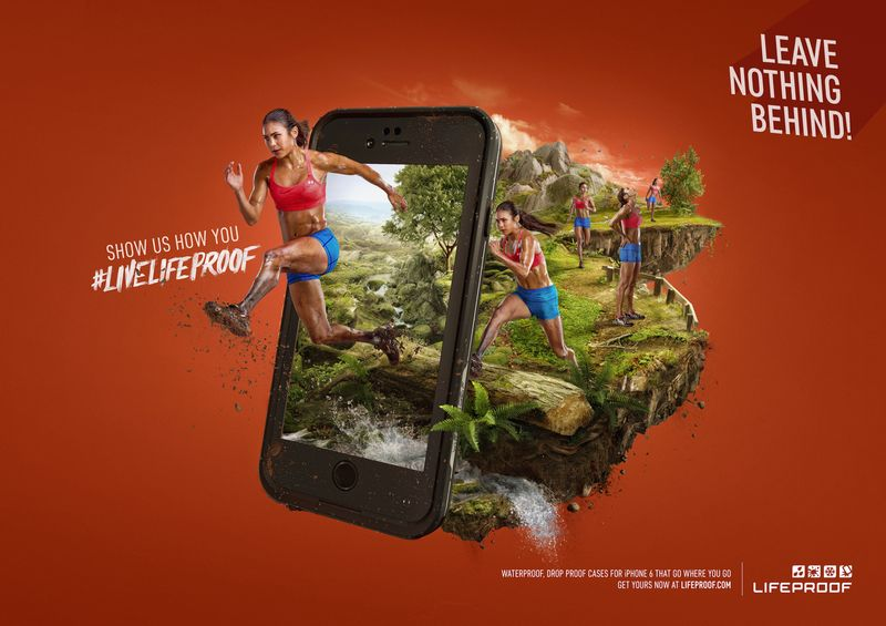 LIFEPROOF: Leave Nothing Behind