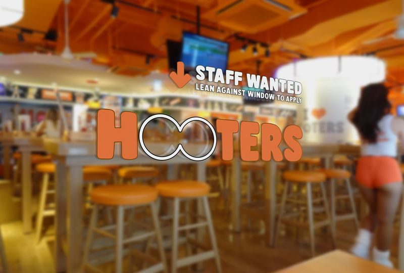 Chipshop Awards entry: Hooters