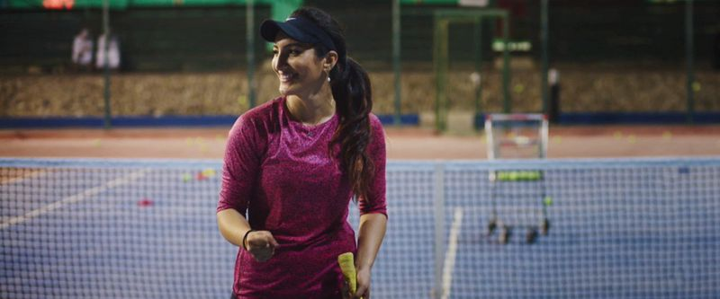 NIKE 'A NEW DAWN FOR FEMALE SPORT IN THE MIDDLE EAST'