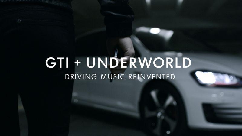 GTI & Underworld #PlayTheRoad